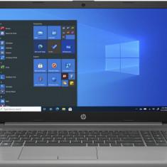 Laptop HP 250 G8, 15.6 inch Full HD, procesor Core i5-1035G1, 8GB DDR4, 256GB SSD, FreeDOS, Argintiu