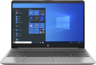 Laptop HP 250 G8, 15.6 inch Full HD, procesor Core i5-1035G1, 8GB DDR4, 256GB SSD, FreeDOS, Argintiu foto