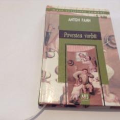 Povestea vorbii de Anton Pann--CARTONATA--P9