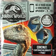 Surpriza Jurassic World (Carrefour), in tipla, nedesfacuta