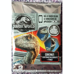 Surpriza Jurassic World (Carrefour), in tipla, nedesfacuta