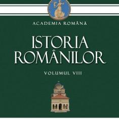 Istoria romanilor vol. VIII