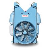 Atomizor Purtat Alpin, 300L Cu Ventilator Axial, Ideal
