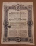 Obligatiune Titlu de stat Rusia - 1906