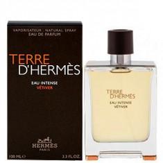 Hermes Terre D'Hermes Eau Intense Vétiver EDP Tester 100 ml pentru barbati