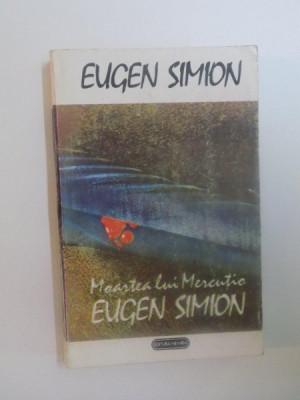 MOARTEA LUI MERCUTIO de EUGEN SIMION , 1993 foto