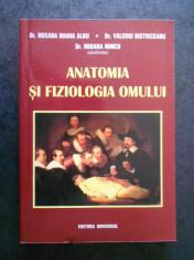 ROXANA MARIA ALBU - ANATOMIA SI FIZIOLOGIA OMULUI (2001) foto