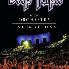 Deep Purple Orchestra Live In Verona (dvd)