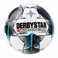 DERBYSTAR Bundesliga Brillant APS minge fotbal alb-negru n. 5