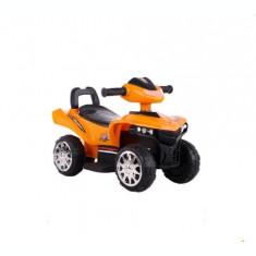 Masinuta electrica ATV Moto Speed 6V Portocaliu