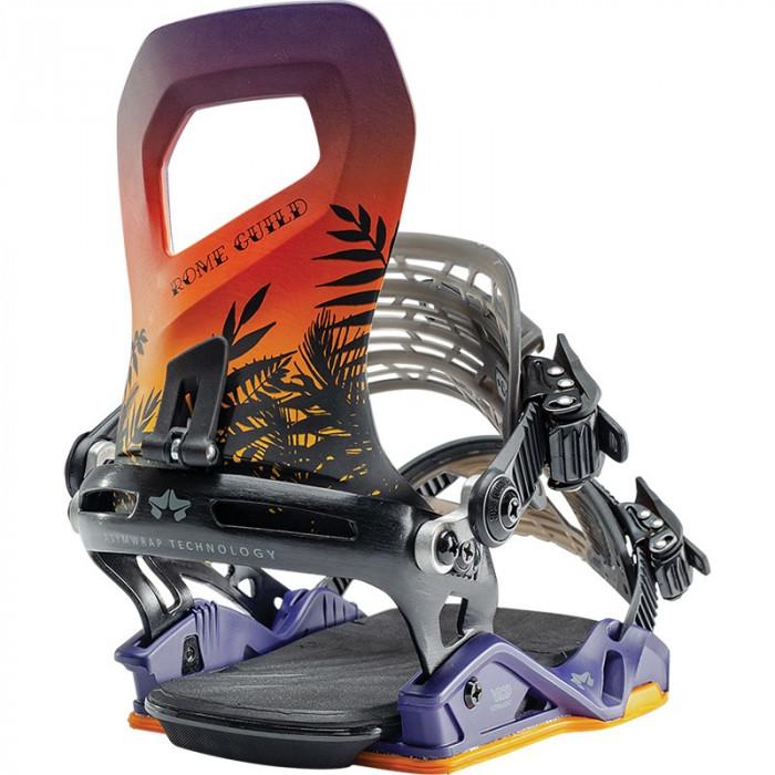 Legaturi snowboard Rome Guild W Tropical 2020