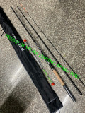 Lanseta Feeder Falai Tackle Black Force 3,9 Metri Actiune 60-180 Grame 3 Varfuri