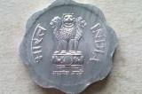 MONEDA 10 PAISE 1989-INDIA