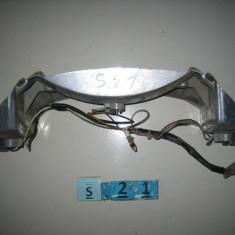 Oglinda stop spate incomplet scuter necunoscut + Semnalizatoare