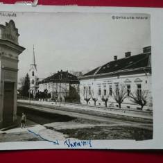 Somcuta Mare Strada Principala Primaria Magazin Vampalvi sinagoga(?), Circulata, Printata