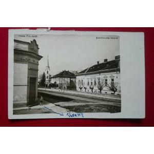 Somcuta Mare Strada Principala Primaria Magazin Vampalvi sinagoga(?)