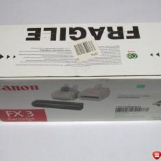 Cartus toner original Canon FX3 1557A003[BA] negru, nou, sigilat