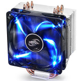 Cooler CPU Deepcool GAMMAXX 400 Blue, Multi Socket