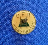 Insigna Rugby - CFR BRAȘOV