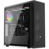Carcasa Silentium PC Signum SG7V EVO TG ARGB Pure Black