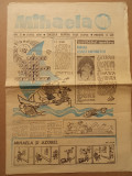 Mihaela - gazeta pentru toti copiii - 1990 - nr. 5 - ilustratii Nell Cobar - BD