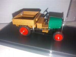 Macheta tractor Kaiser Autotraktor - 1945 scara 1:43