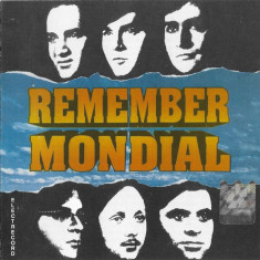 Mondial - Remember (CD - Electrecord - NM)