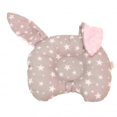 Pui de perna Baby Iepurasul cu urechi roz