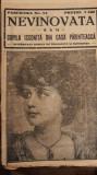 Nevinovata sau copila isgonita din casa parinteasca - roman in fascicole