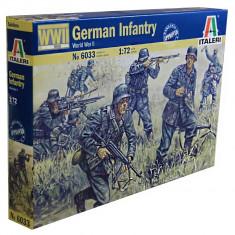1:72 GERMAN INFANTRY - 50 figures 1:72