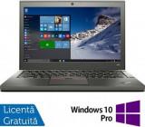 Laptop Refurbished Lenovo Thinkpad X250 (Procesor Intel® Core™ i5-5300U (3M Cache, up to 2.90 GHz), Broadwell, 12.5inch HD, 8GB, 240GB SSD, Intel® HD