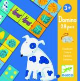 Domino animale si culori