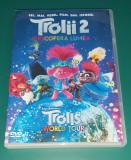 Trolii 2 - Descopera Lumea - Trolls 2 World Tour Dublat romana, DVD, Disney