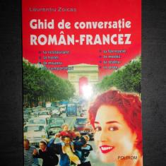 LAURENTIU ZOICAS - GHID DE CONVERSATIE ROMAN-FRANCEZ