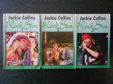 JACKIE COLLINS - ROCK STAR 3 volume
