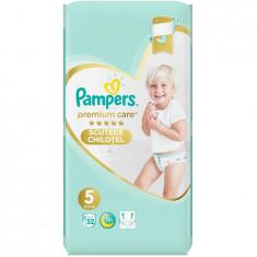 Scutece Pampers Premium Care Pants 5 Mega Box, 52 bucati