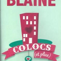 Emily Blaine - Colocs (et plus) carte in franceza