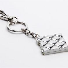 Breloc / Rama foto argint COCO SWAROVSKI by Chinelli Cod Produs 541