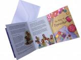 Felicitare cu poveste - Get well soon - Pinocchio   Cardoo