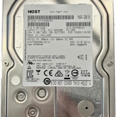 Hard Disk Server HGST Ultrastar 7K6000 HUS726020ALS214 2TB, 7200 RPM, SAS