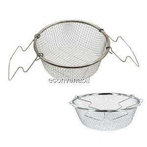 Cos pentru Prajire Sita Friteuza din Inox 24cm Bohmann BH102904