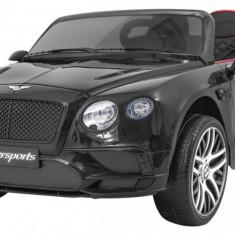 Masinuta electrica Bentley Continental, negru