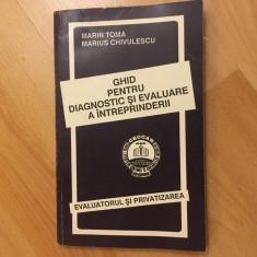 Ghid pentru diagnostic și evaluare a întreprinderii/colectiv/1994