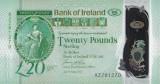 Bancnota Irlanda de Nord 20 Pounds 2017 Polimer UNC