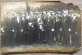 Veterani romani din WWI/ fotografie tip CP