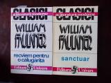 Cumpara ieftin WILLIAM FAULKNER-SANCTUAR-RECVIEM PT O CALUGARITA-R3E