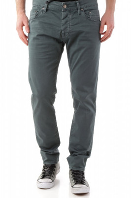 Pantaloni barbati  Absolut Joy Verde P1755 foto