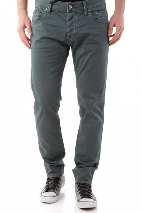 Pantaloni barbati  Absolut Joy Verde P1755