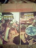 La rasarit de eden, vol 1-2, John Steinbeck + CADOU