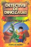 Detectivii de dinozauri in tara curcubelui-sarpe - Stephanie Baudet